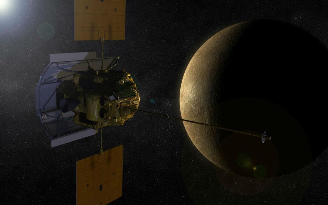 Το διαστημόπλοιο Messenger της NASA σε τροχιά σύγκρουσης με τον Ερμή