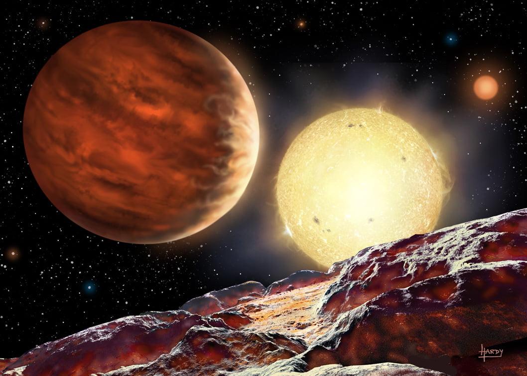 Μαθητής ανακάλυψε εξωγήινο πλανήτη