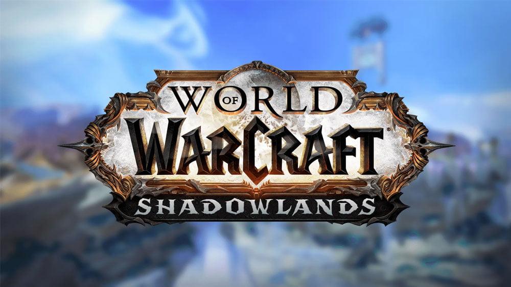 Worlds of Warcraft Shadowlands