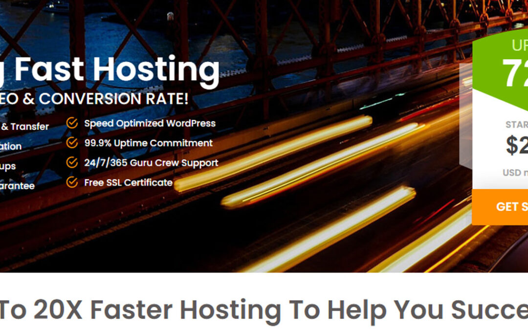 A2 Hosting Review – Best Web Hosting 2021