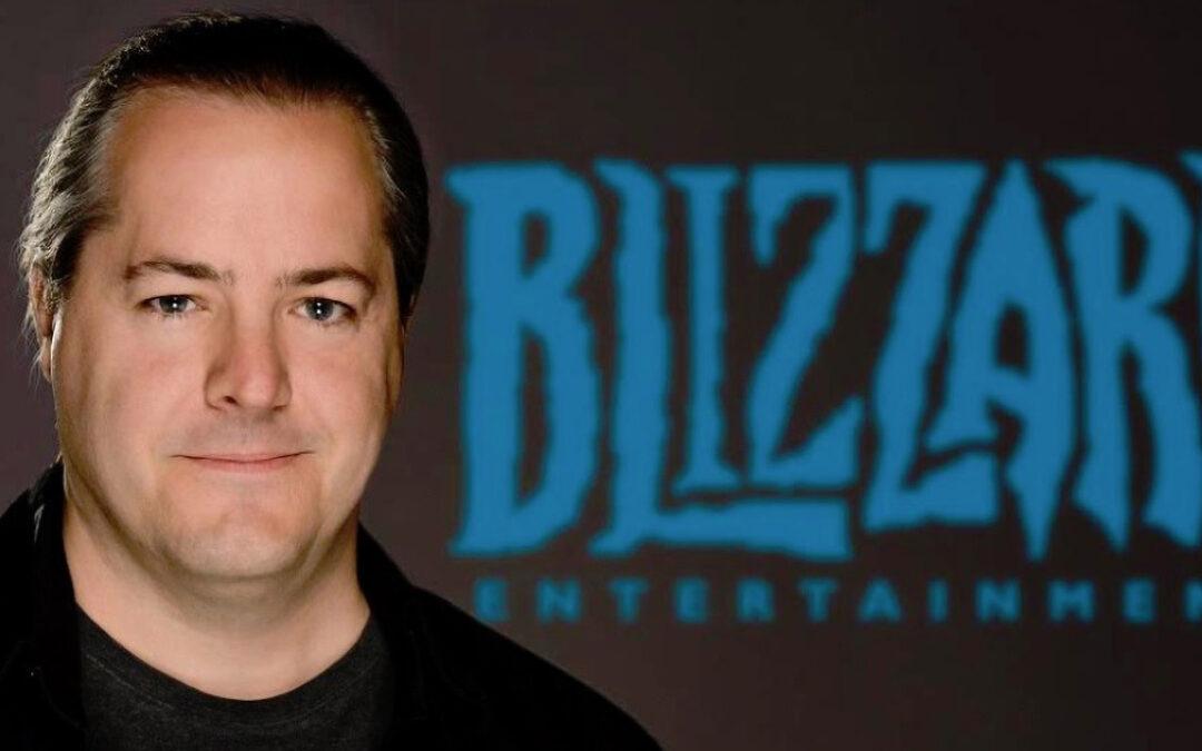 Παραιτήθηκε ο πρόεδρος της Blizzard J. Allen Brack