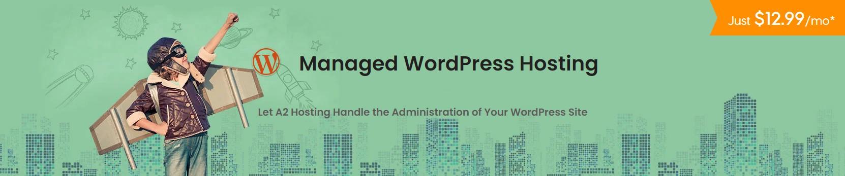 A2 Hosting - WordPress Hosting